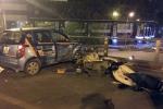 Nhiều nghi vấn trong vụ taxi đâm liên hoàn trên cầu vượt Thái Hà