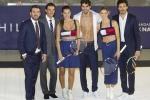 Nadal đỏ mặt đánh tennis cởi quần áo với siêu mẫu xinh như thiên thần