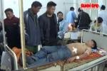 Video: Hỗn chiến, táo tợn nổ súng ở Nghệ An