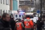 Video: Toàn cảnh vụ khủng bố xả súng 12 người chết ở Pháp