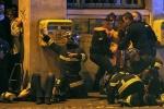 Video: Xả súng kinh hoàng ở Pháp, hơn 200 người thương vong