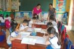 Giáo viên miền Tây Nghệ An góp gạo thổi cơm cho học trò