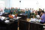 30 bị cáo gây rối, đốt trụ sở UBND tỉnh Bình Thuận lĩnh án tù