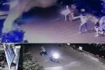Cảnh sát tóm gọn kẻ ném chất bẩn vào nhà dân uy hiếp đòi nợ ở Thanh Hóa