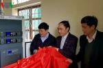 Khánh thành trạm phát sóng quốc gia FM 10Kw ở miền Tây Nghệ An