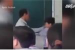 TP.HCM: Cho thôi việc giám thị tát học sinh, gây bức xúc dư luận