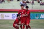 Đè bẹp U19 Philippines, U19 Việt Nam thắng trận đầu tiên tại VCK U19 Đông Nam Á