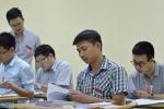 Hoàn thành chấm thẩm định bài thi THPT Quốc gia tại tỉnh Bến Tre