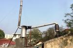 Học viện Hậu cần ứng dụng thành công hệ thống xử lý khói bụi lò hơi cơ khí