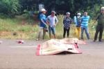Đôi nam nữ chết thảm dưới bánh xe tải ở Đồng Nai
