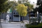 Lãnh sự quán Nga tại Hy Lạp bị tấn công bằng lựu đạn