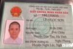 Danh tính kẻ ôm lựu đạn cố thủ trong nhà ở Nghệ An