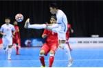 Trọng tài 'tặng quà', tuyển Việt Nam thắng trận đầu tiên ở giải Futsal châu Á