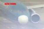 Clip: Chuyến bay chở Vũ 'nhôm' hạ cánh xuống sân bay Nội Bài