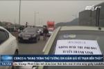 Hàng trăm xe 'diễu hành' phản đổi thu phí BOT: Chủ đầu tư trình Thủ tướng xin giảm giá vé