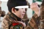 Clip: Đội nữ biệt kích 'Chim ưng' của Trung Quốc khoe kỹ năng chiến đấu siêu hạng