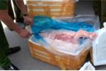 Video: Kinh hãi nhìn hơn 10 tấn nầm lợn bẩn mới bị thu giữ