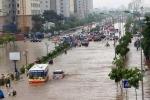 Tin mới nhất về bão số 1: Hà Nội sắp mưa lớn, nguy cơ ngập lụt