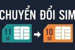 Chuyển SIM 11 số về 10 số: Viettel sẽ có phần mềm tự đồng bộ danh bạ