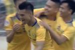 Bộ đôi U23 Việt Nam tỏa sáng, SLNA đánh bại nhà vô địch Malaysia