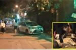 Tài xế taxi bị bắn đạn cao su, chèn xe qua người: Báo cáo Công an TP Hà Nội