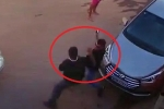 Clip: Cướp nhầm điện thoại cảnh sát, gã đàn ông bị bắn gục