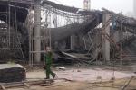 Sập giàn giáo, 3 người chết ở Hà Nội: Hé lộ nguyên nhân