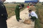 Khởi tố kẻ giết cô gái, giấu xác dưới cống nước ở Nam Định
