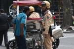 Hà Nội dẹp 'cướp' vỉa hè: Cái kết 'đắng' của tài xế xích lô dừng xe hút thuốc lào