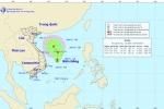 Xuất hiện áp thấp trên Biển Đông, mưa to từ miền Bắc tới miền Trung