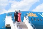 Thủ tướng Nguyễn Xuân Phúc đã đến Nhật Bản