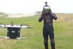 Video: Chàng kỹ sư trẻ chế tạo thành công máy bay điện có người lái