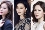 Phạm Băng Băng, Triệu Vy, Song Hye Kyo lao đao vì trốn thuế