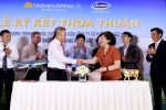 Vietnam Airlines và Vinamilk hợp tác chiến lược cùng phát triển thương hiệu vươn tầm quốc tế