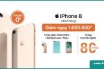 Sở hữu iPhone 8 chính hãng chỉ với 16.990.000đ, cơ hội trúng trọn bộ Apple trị giá 80.000.000đ