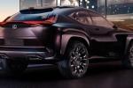 Lexus tiết lộ sẽ trình làng mẫu crossover hoàn toàn mới lạ