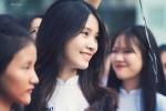 Dân mạng tìm kiếm nữ sinh mặt mộc xinh đẹp trong Lễ hội áo dài 2017