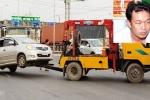 Bắt giam chủ xe chém tài xế ở BOT Cai Lậy