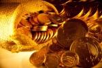Giá vàng cắm đầu rơi sốc, chỉ còn 34 triệu đồng/lượng