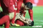Anh Đức vừa đau vừa sướng, HLV Park Hang Seo nhảy cẫng lên ăn mừng