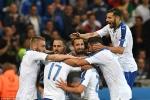 Italia phản công thần tốc, Bỉ nếm mùi 'nhà giàu cũng khóc'