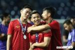 Sau King's Cup, Việt Nam vào top 15 đội bóng mạnh châu Á