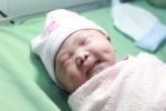 Những công dân chào đời vào thời khắc đầu tiên của năm 2019