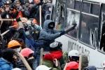 Chính biến Ukraine: Sự thô bạo, ích kỷ của phương Tây