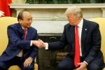 Tổng thống Trump: 'Tôi vinh dự đón Thủ tướng Việt Nam Nguyễn Xuân Phúc ở Nhà Trắng'
