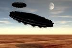 Video: Máy bay đối mặt liên tiếp với 2 vật thể lạ, nghi là đĩa bay