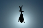 Trực thăng rơi ở Nga, 3 người chết