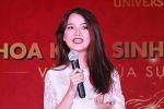 Nữ sinh tự tin diện váy áo dự thi Sơ khảo Hoa khôi Sinh viên Việt Nam 2018