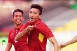 Đoàn Văn Hậu lọt top 5 gương mặt U21 ở Asian Cup 2019