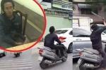 Lời khai của tên côn đồ chém vỡ kính chiếu hậu nhiều ô tô ở Sài Gòn